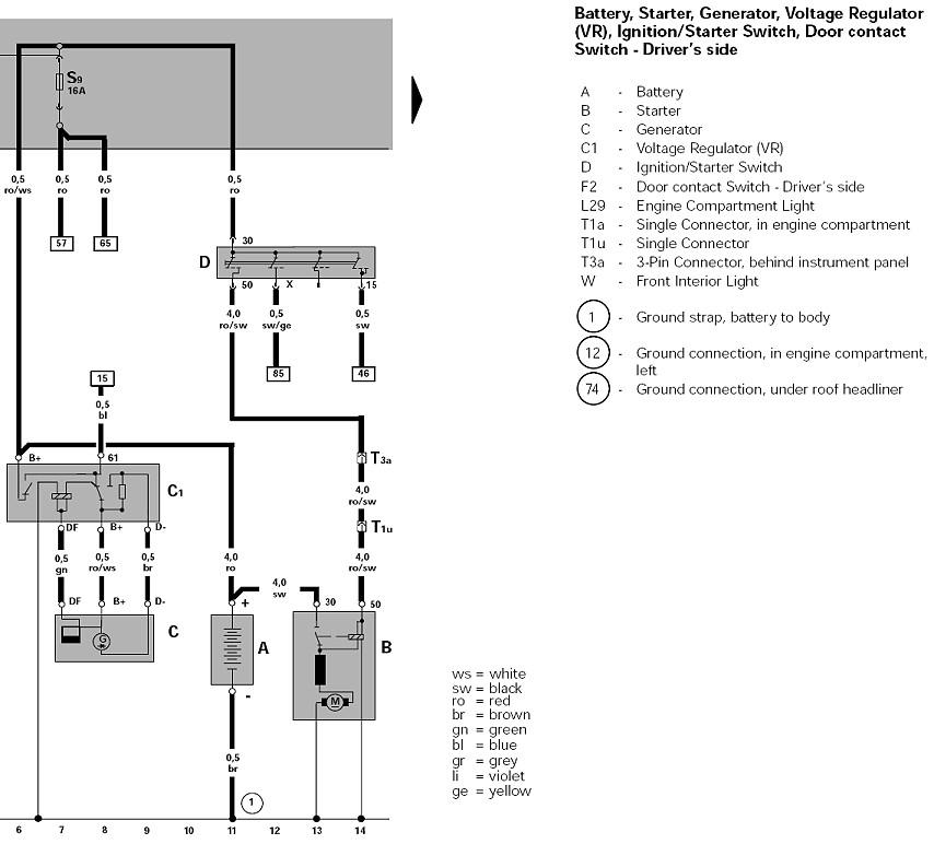 spezielles werkzeug f r vw k fer 1600i. Black Bedroom Furniture Sets. Home Design Ideas